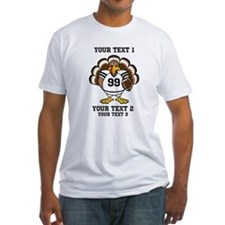 Custom Turkey Bowl Shirt