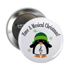 Musical Christmas Penguin Gift 2.25