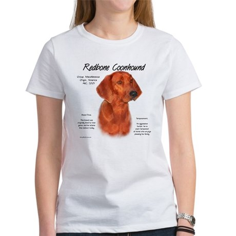 Redbone Coonhound Women's T-Shirt