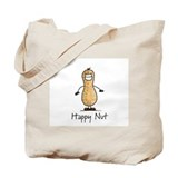 Happy Nut Tote Bag
