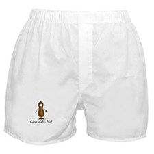 Chocolate Nut Boxer Shorts