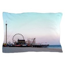 Seaside NJ Pillow Case
