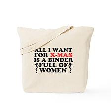 Binder Of Women Tote Bag