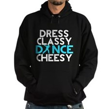 Dance Quote Hoody
