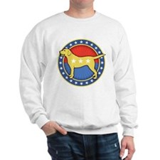 Yellow Dog Sweatshirt