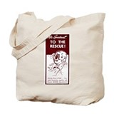 Mr. Spudnut to the Rescue! Tote Bag
