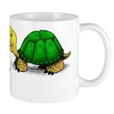 Turtle Coffee Small Mug