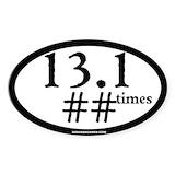 13.1 sticker Stickers