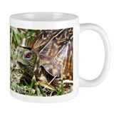 Box Turtle Small Mug