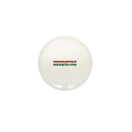 Kurdistan Mini Button (10 pack)