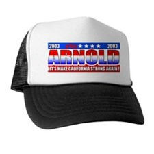 """Arnold For Governor"" ARNOLD Hat"