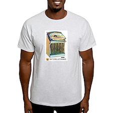 2500 Ash Grey T-Shirt