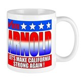 """Arnold The Governor"" Mug"