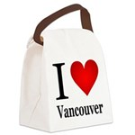 ilovevancouver.png Canvas Lunch Bag