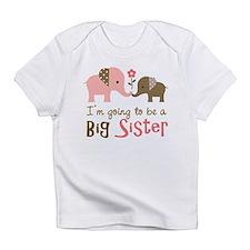 Unique Big sister Infant T-Shirt
