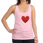 I-love-Austin.png Racerback Tank Top