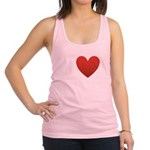 i-love-my-band.png Racerback Tank Top