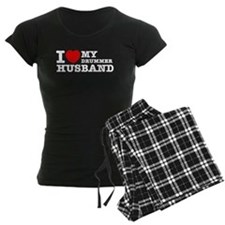 I love my Drummer husband pajamas