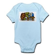 Infant Turtle Onesie