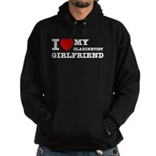 I love my Clarinetist girlfriend Hoodie