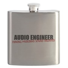 Audio Engineer Flask