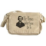 Poe Knows Messenger Bag