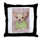 Unique Chihuahua Throw Pillow