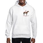 Seabiscuit Hooded Sweatshirt