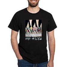 Vintage Dancing Troupe T-Shirt