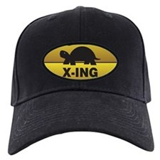 Black Turtle Crossing Cap