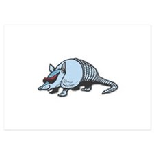 cool armadillo copy.jpg 5x7 Flat Cards