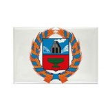 Altai Coat of Arms Rectangle Magnet