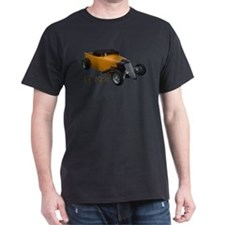 33 Ford Hot Rod Black T-Shirt