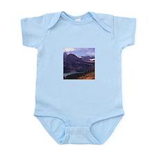 Glacier National Park Infant Bodysuit