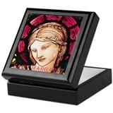 St Margaret Keepsake Box