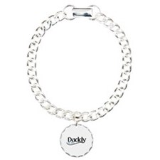 New Daddy Est 2013 Charm Bracelet, One Charm