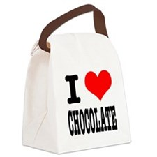 CHOCOLATE.png Canvas Lunch Bag