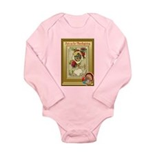 Join us for Thanksgiving Long Sleeve Infant Bodysu