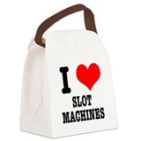 SLOT MACHINES.png Canvas Lunch Bag