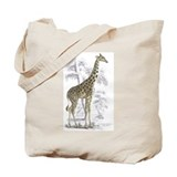 Giraffe Tote Bag