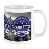 Grand Teton Midnight  Tasse