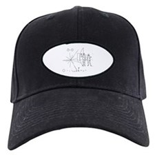 Pioneer Plaque Baseball Hat