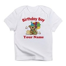 Birthday Boy Bear Infant T-Shirt