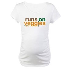 Runs on Veggies Shirt