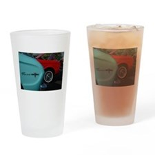 Color Run Drinking Glass