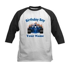Birthday Boy Car Tee