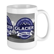 Glacier Midnight Mug