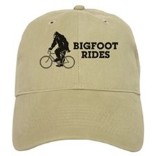 Bigfoot Rides Hat