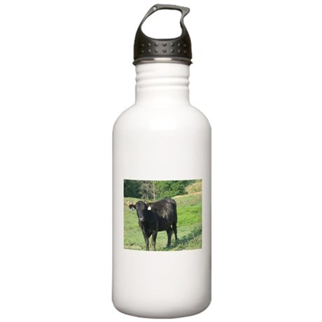 Moo Stainless Water Bottle 1.0L