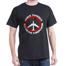 Peace2-BLK T-Shirt